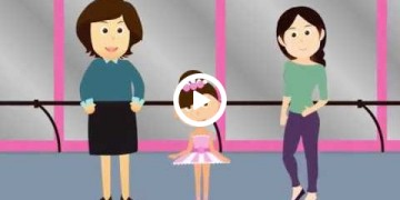 "Embedded thumbnail for 2D анимационный ролик про ортопеда для сервиса ""ТелеМед"""